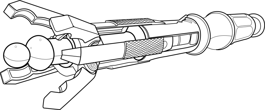 sonic screwdriver line variation